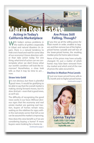 Marketing for Realtors - Custom Real Estate Newsletter - Right ...